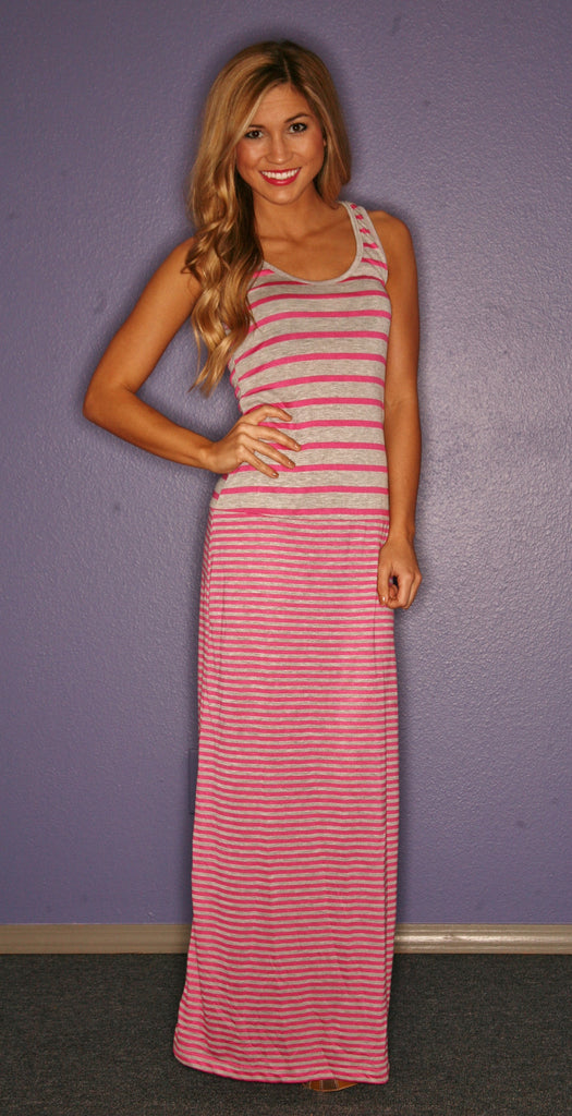 Sandy Toes Maxi