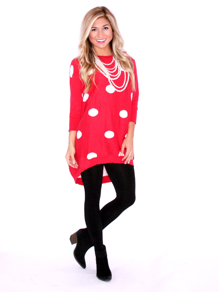 Dots Divine Red