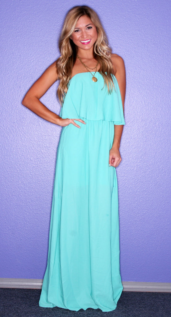 Forever Chic Maxi Jade