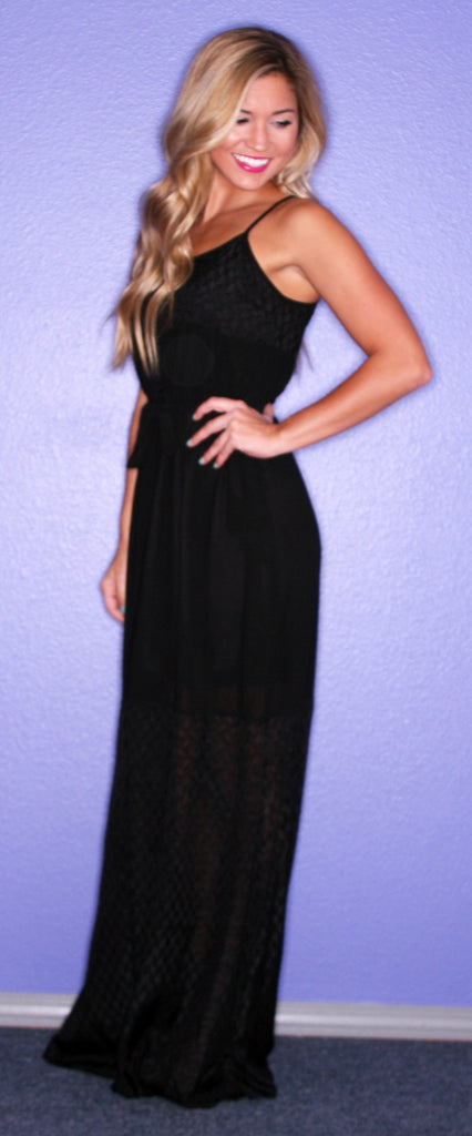 Perfect Patch Maxi Black