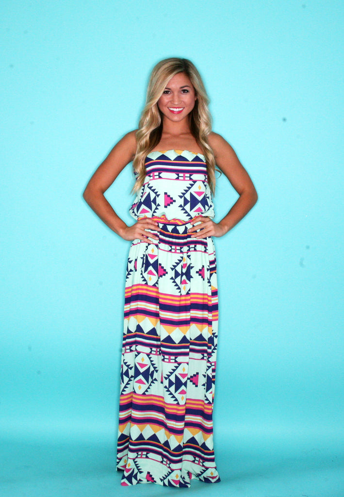 Turning Heads Maxi Mint