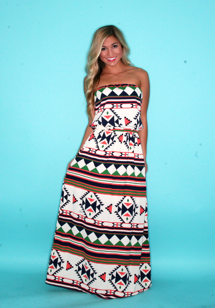 Turning Heads Maxi Cream