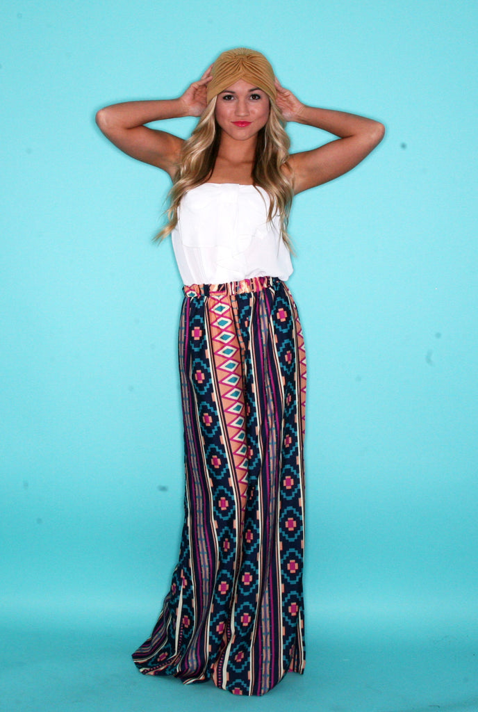 Dream Girl Pant Navy