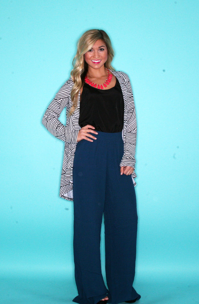 Professional Chic Pant Teal