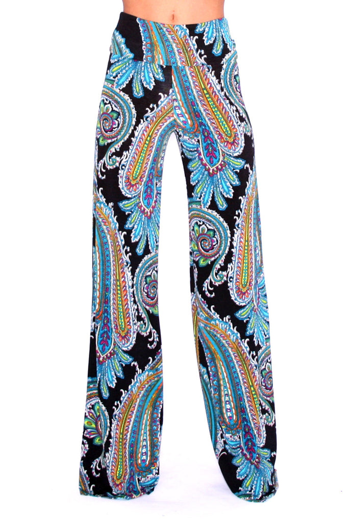 Party Hopping Pants Teal