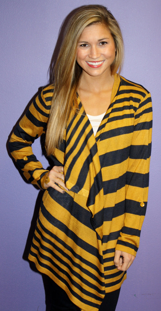 Girls Night Stripe
