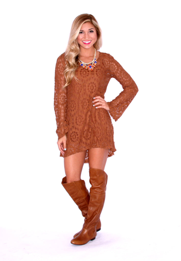Seaside Tunic Camel