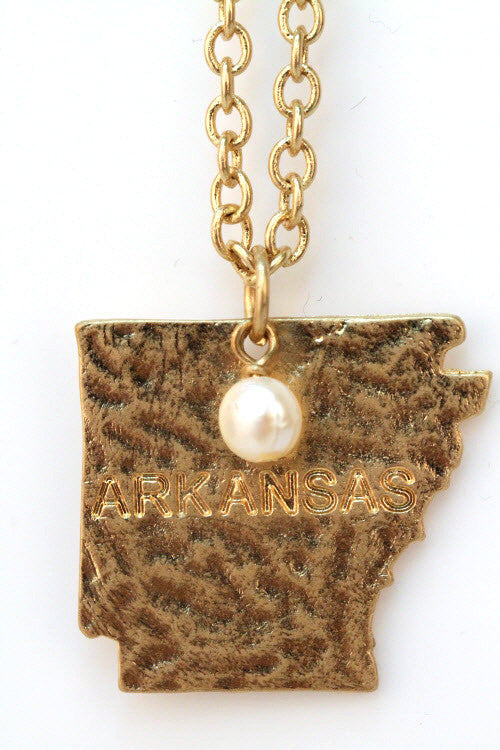 Arkansas Necklace