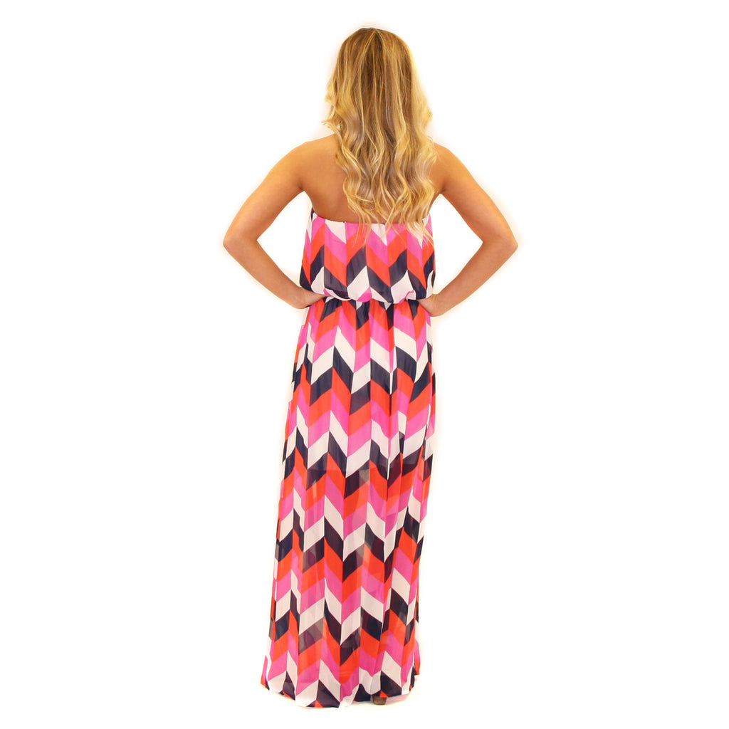 Addicted to Fashion Maxi Pink