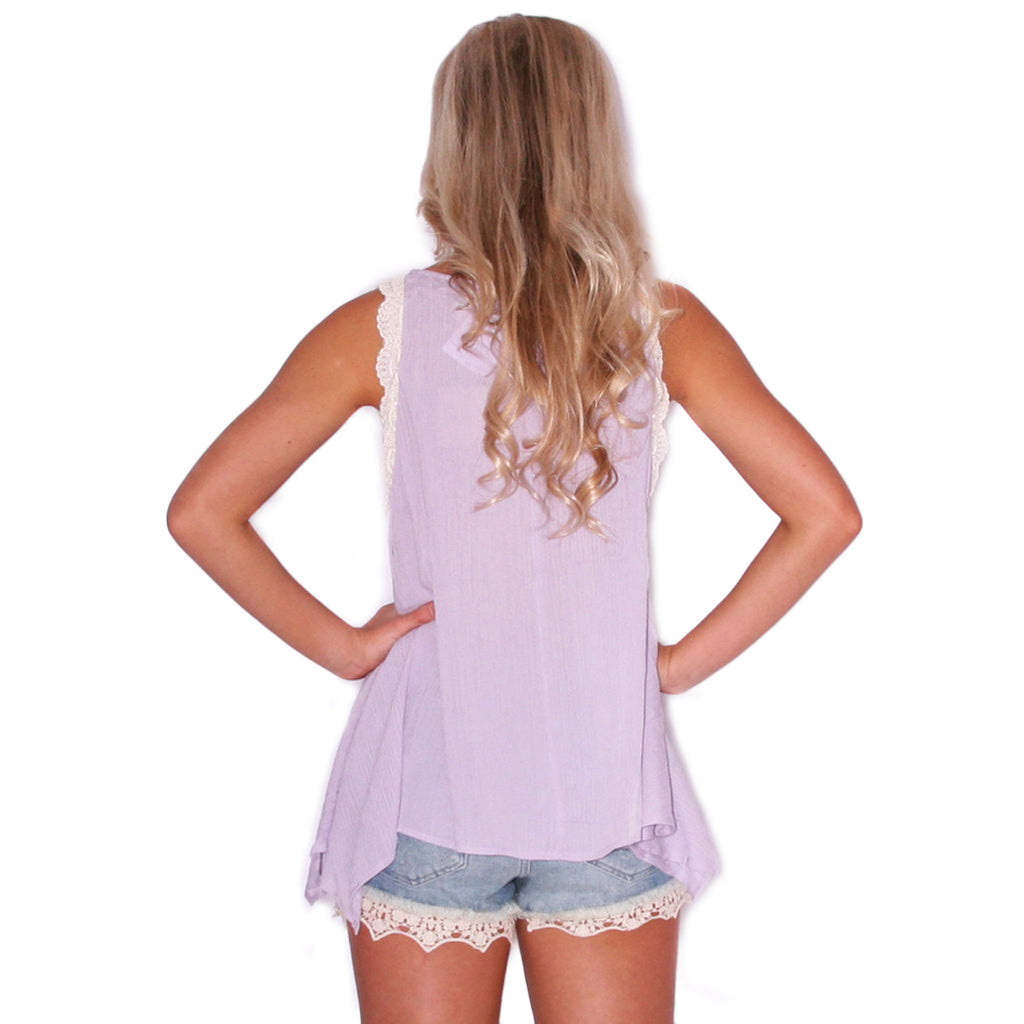 Aloha Babe in Lavender