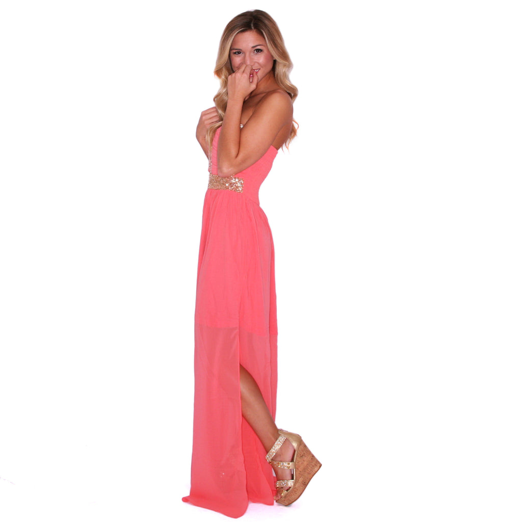 Always Fabulous in Coral