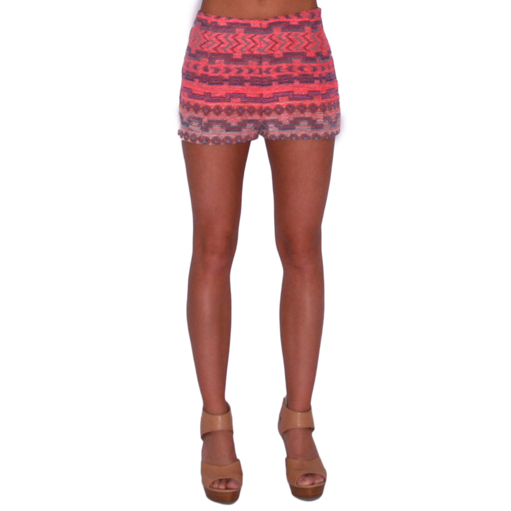Beach Bound Sweetheart Shorts