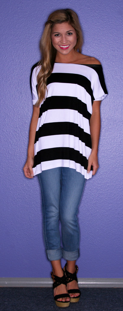 Big Black Stripe PIKO