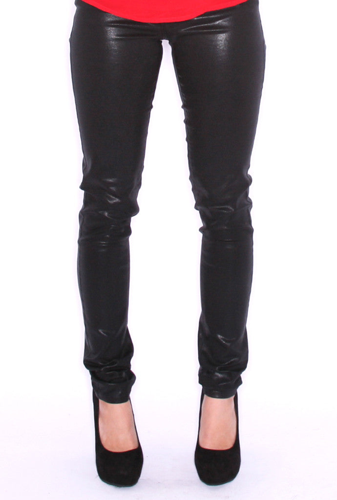 Black Coated Skinny