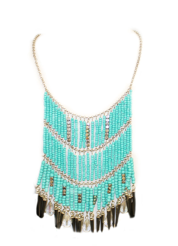Boho Luxe Necklace