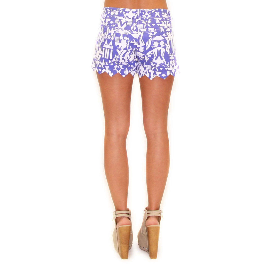 Bora Bora Short Blue