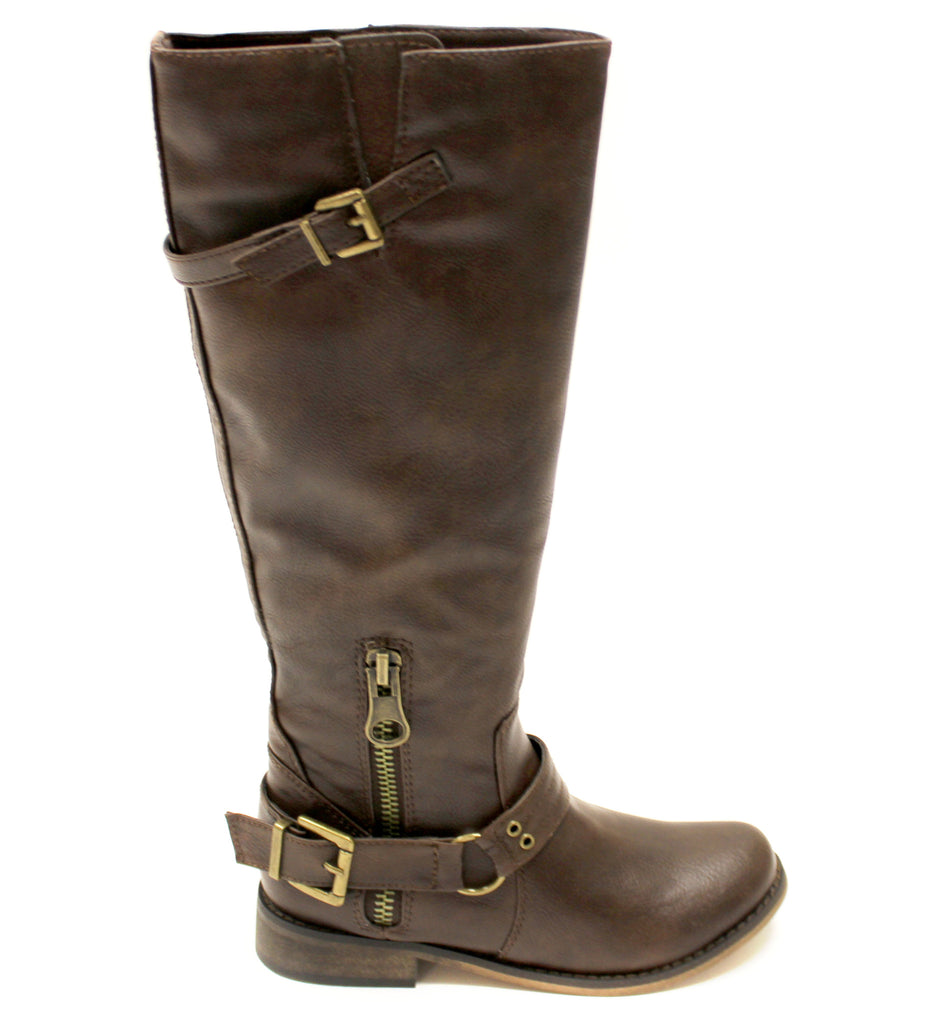 Brooklyn Bound Boot Light Brown