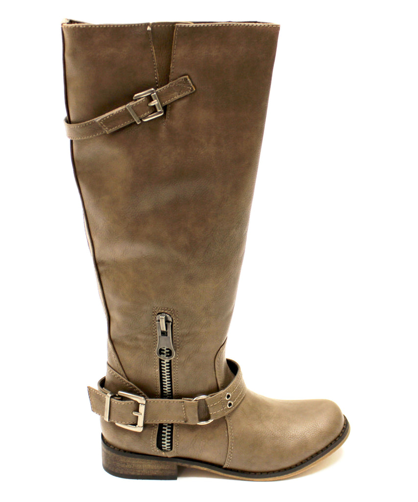 Brooklyn Bound Boot Taupe