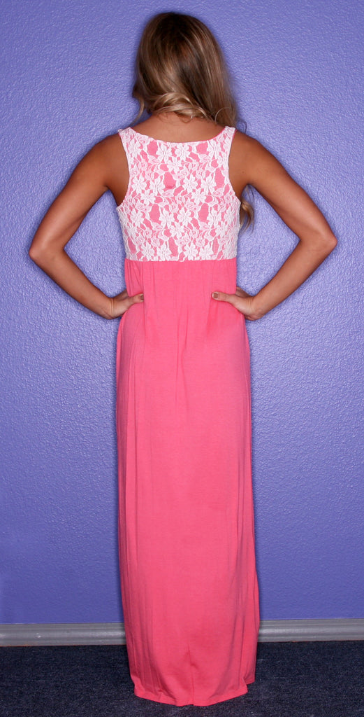 She's a Catch Maxi in Pink