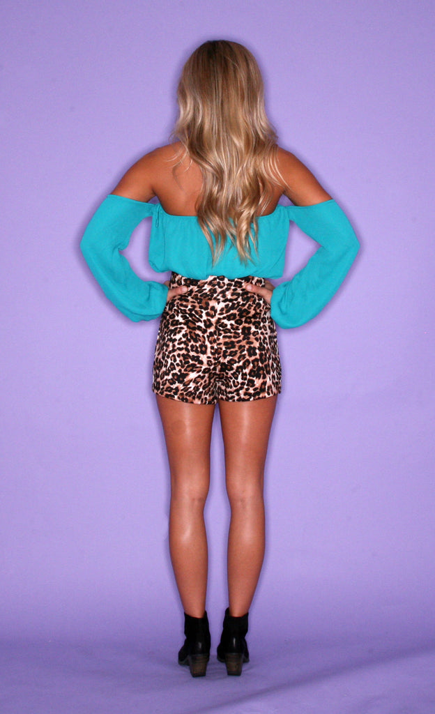 Southern Cheetah Short