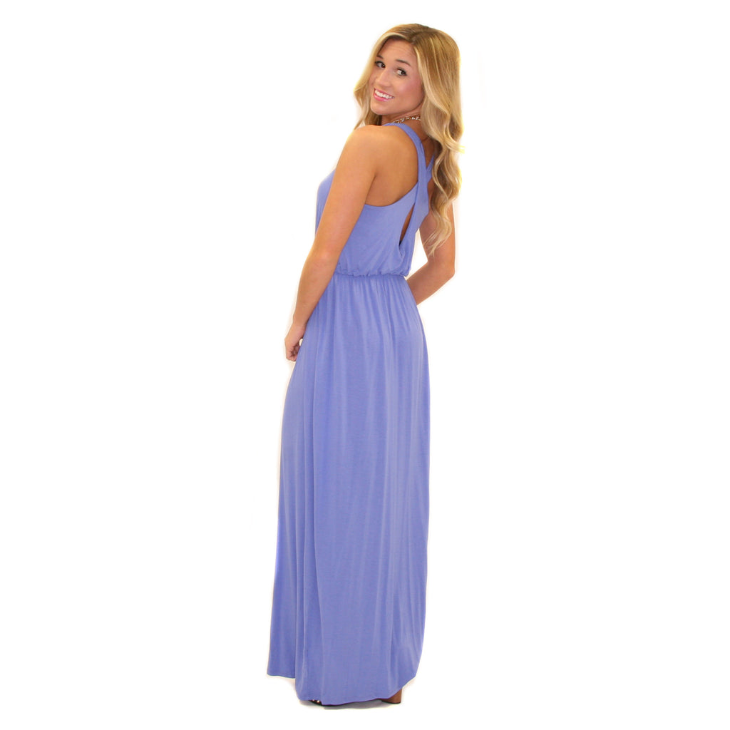 On Cloud Nine Maxi Lavender
