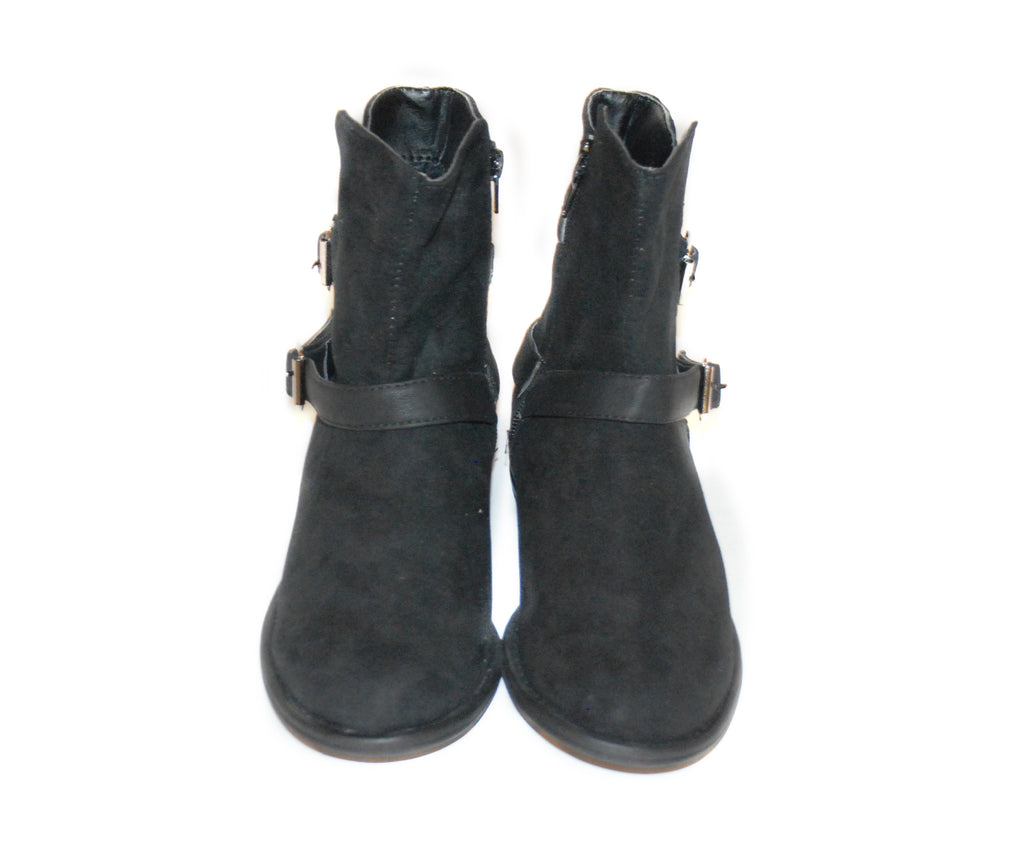 Combat The Runway Boot Black