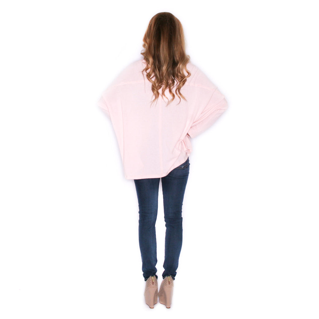 Fashionable Comfort in Pink