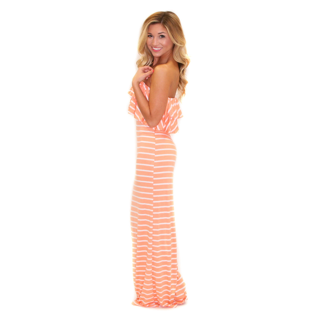 Country Club Maxi Apricot