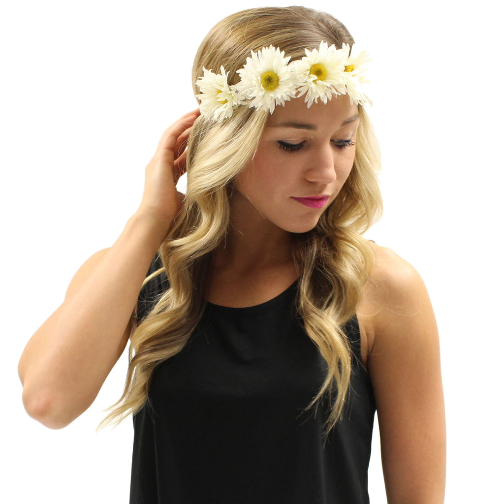 Daisies For Days Headband