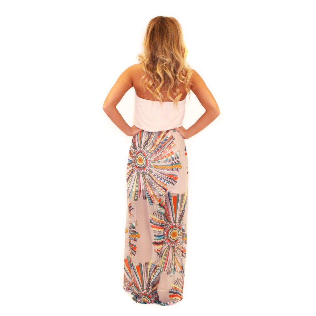 Dance With Me Maxi Taupe