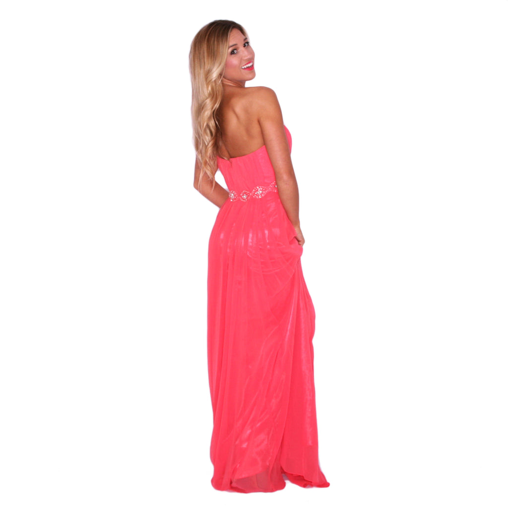 Dancing The Night Away in Coral
