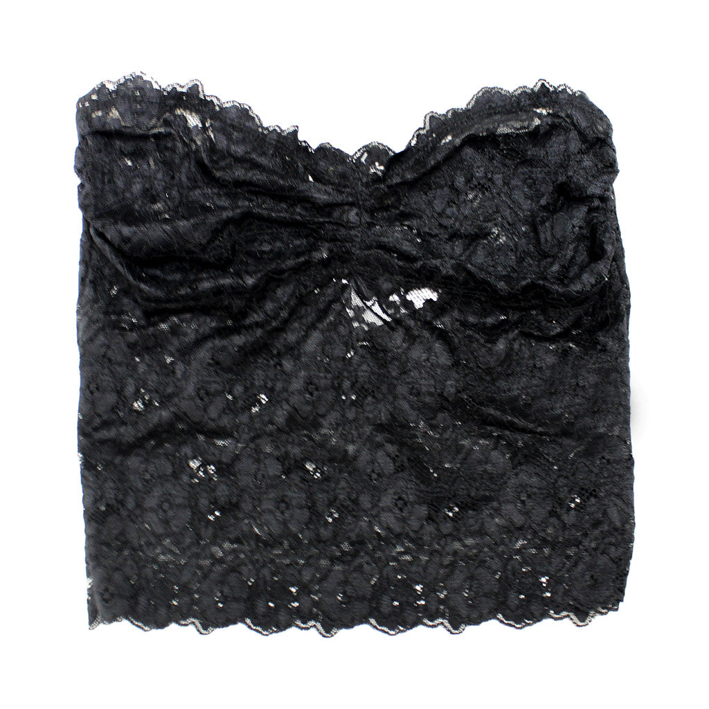 Divine Lace Top in Black