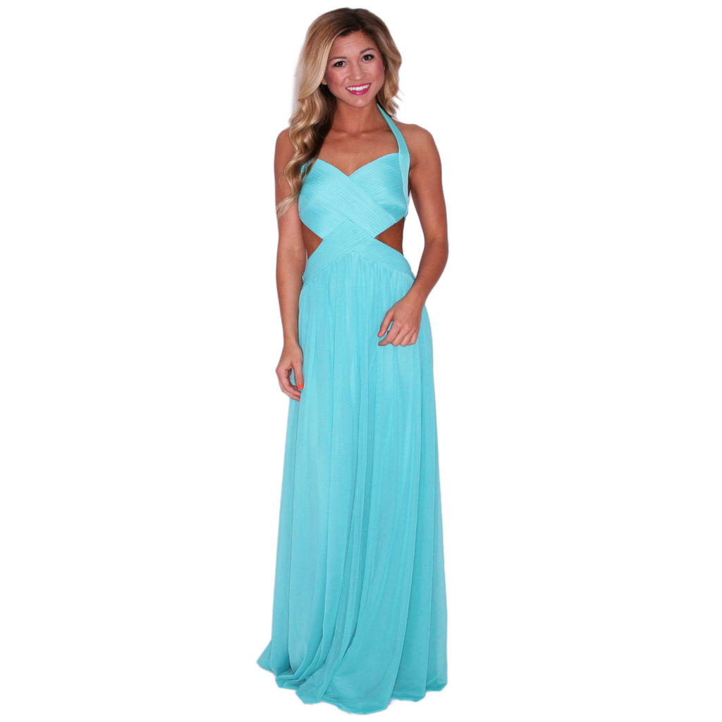 Divine Reveal Maxi in Mint