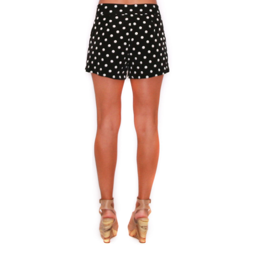 Sweet Dot Short Black