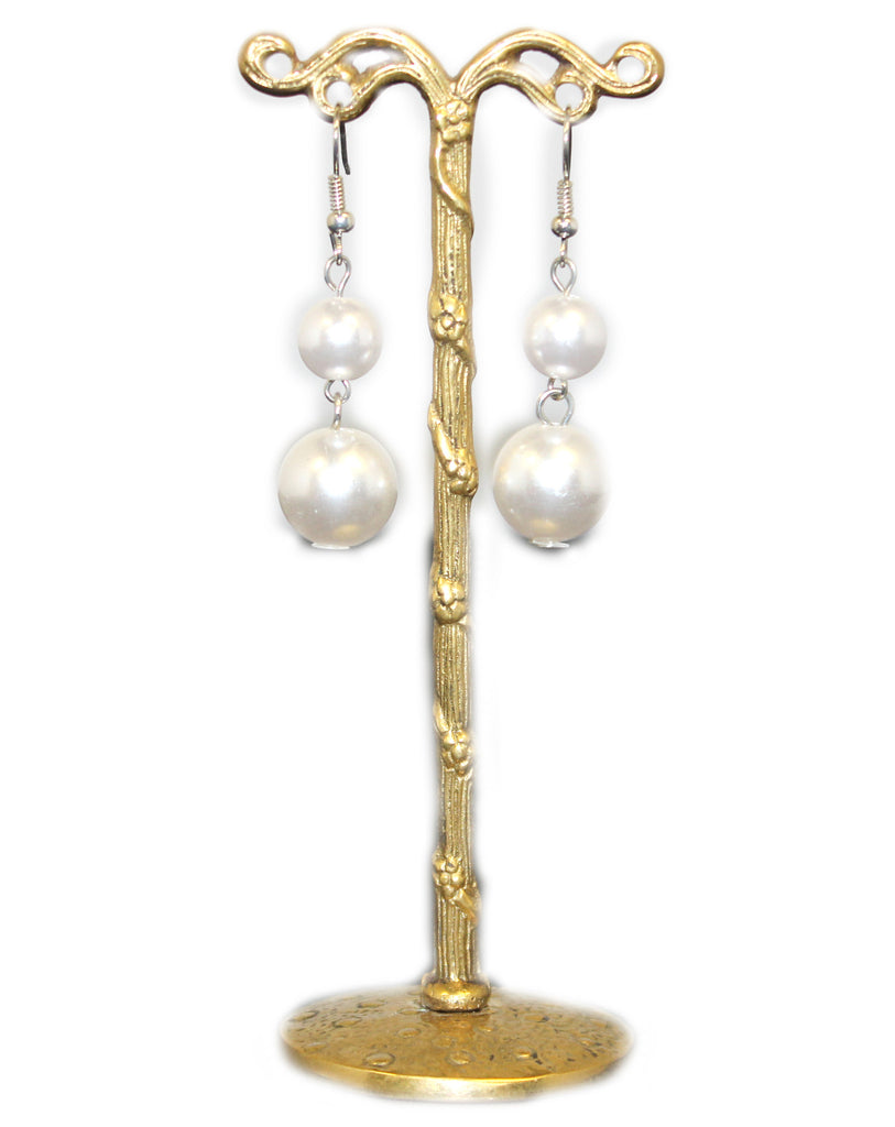 Double Dip of Pearls