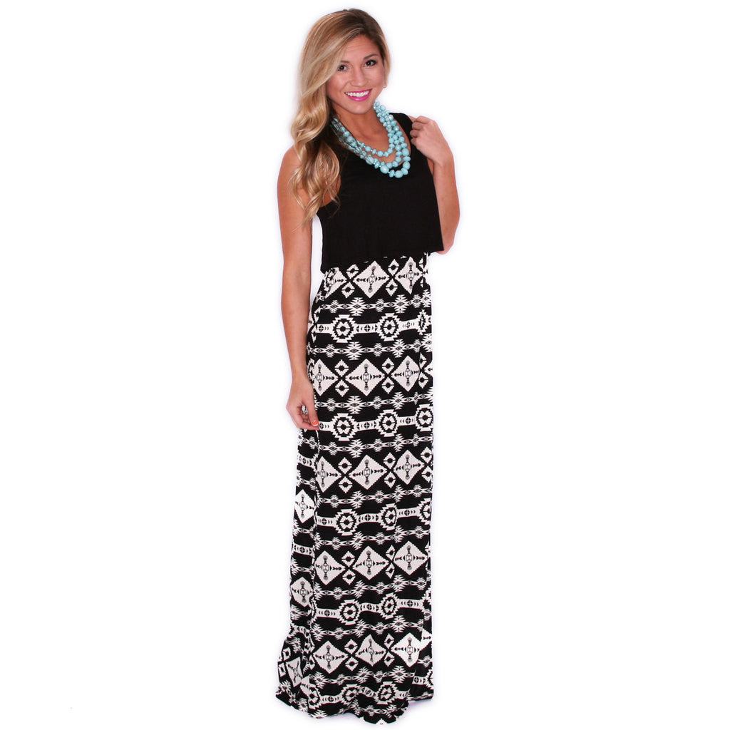 Downtown Divine Maxi in Cream