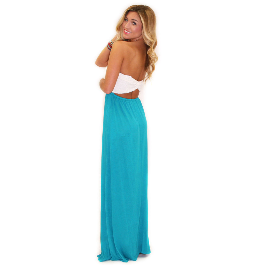 Downtown Shopping Maxi