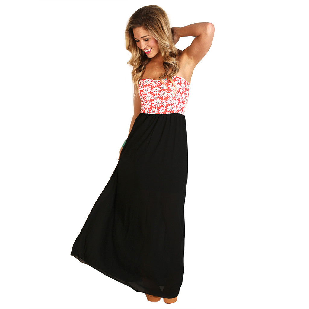 Dream Come True Maxi in Black