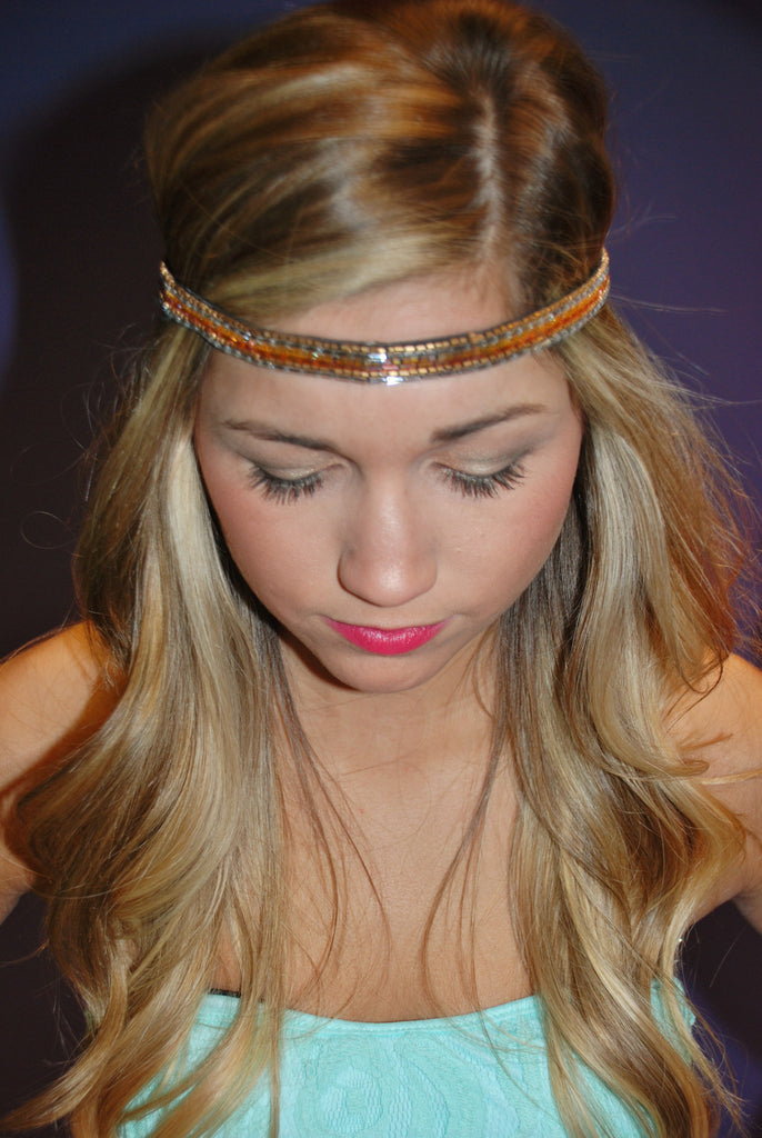 Bronze Goddess Headband