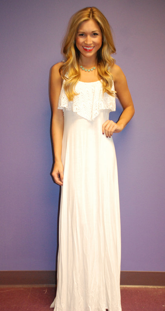 Impress Glam Maxi White