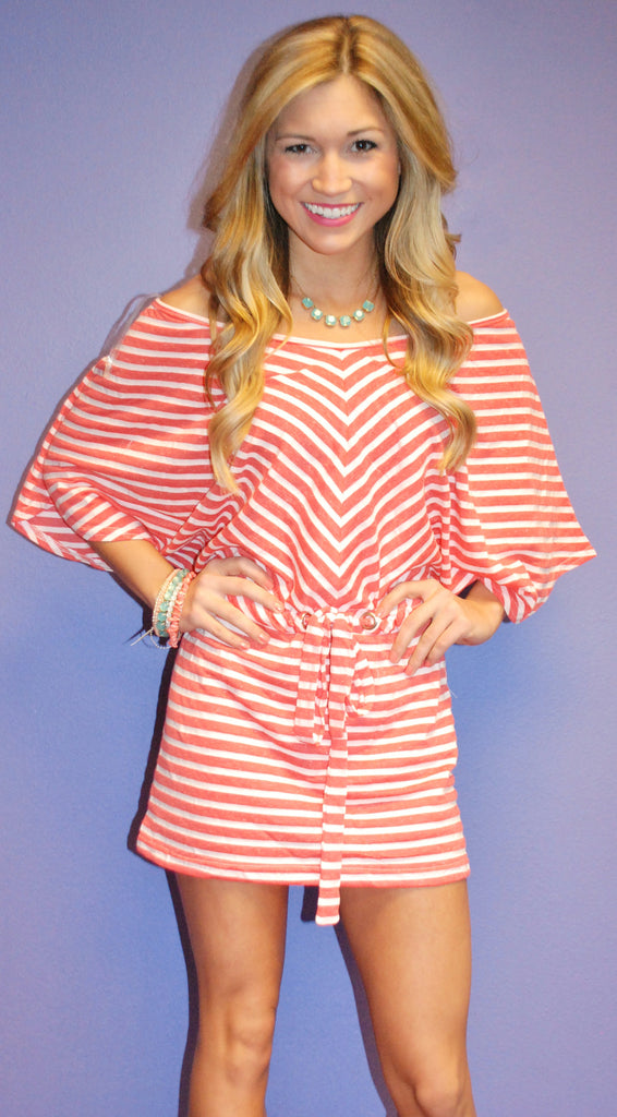 Nautical Vacay Coral