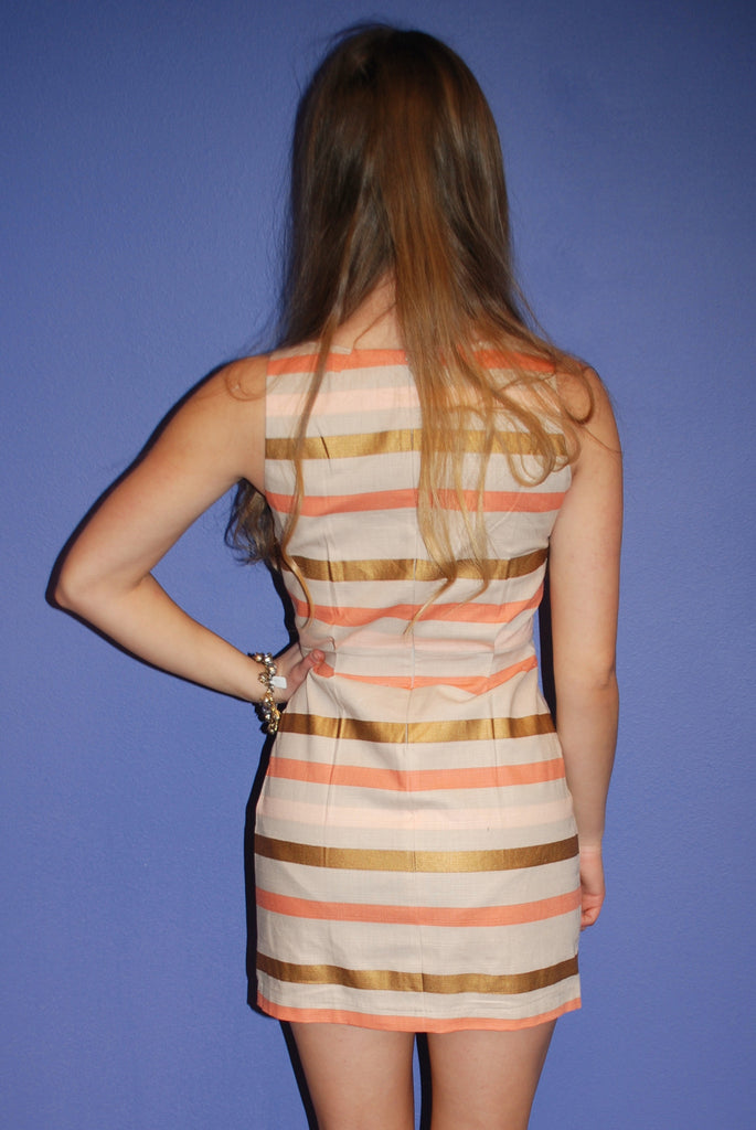BB Dakota Perfect Pink Stripe