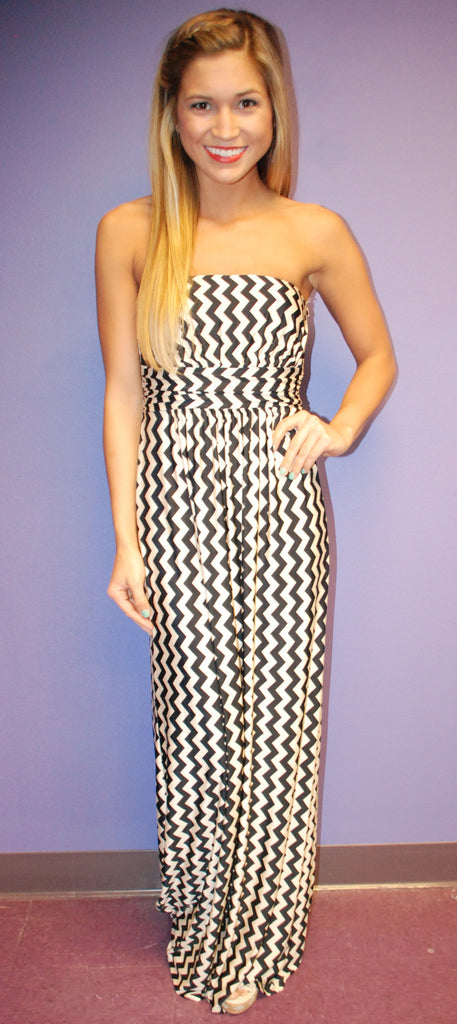 5th Avenue Abstract Maxi