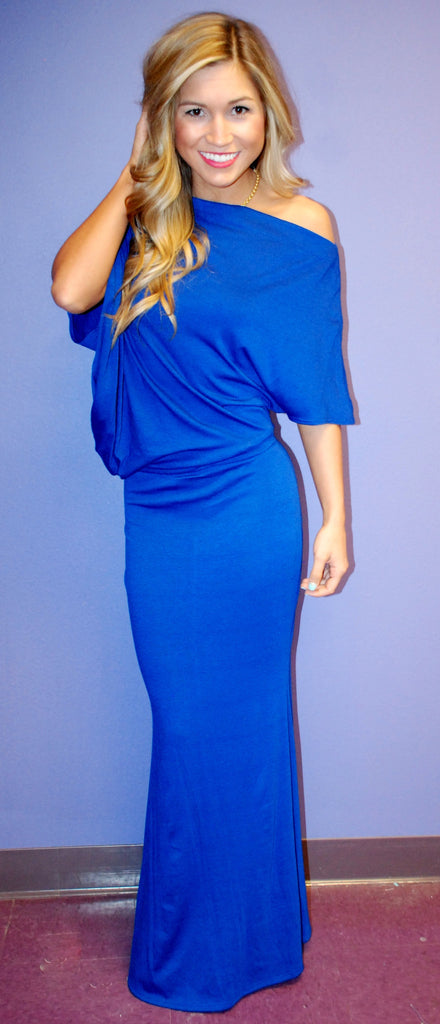 Big Reveal Maxi in Royal