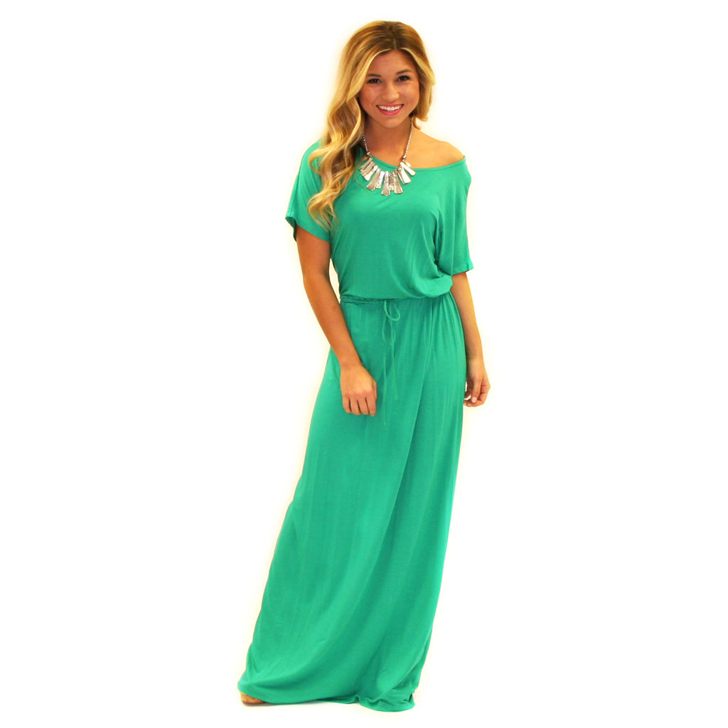 East Meets Best Maxi in Jade