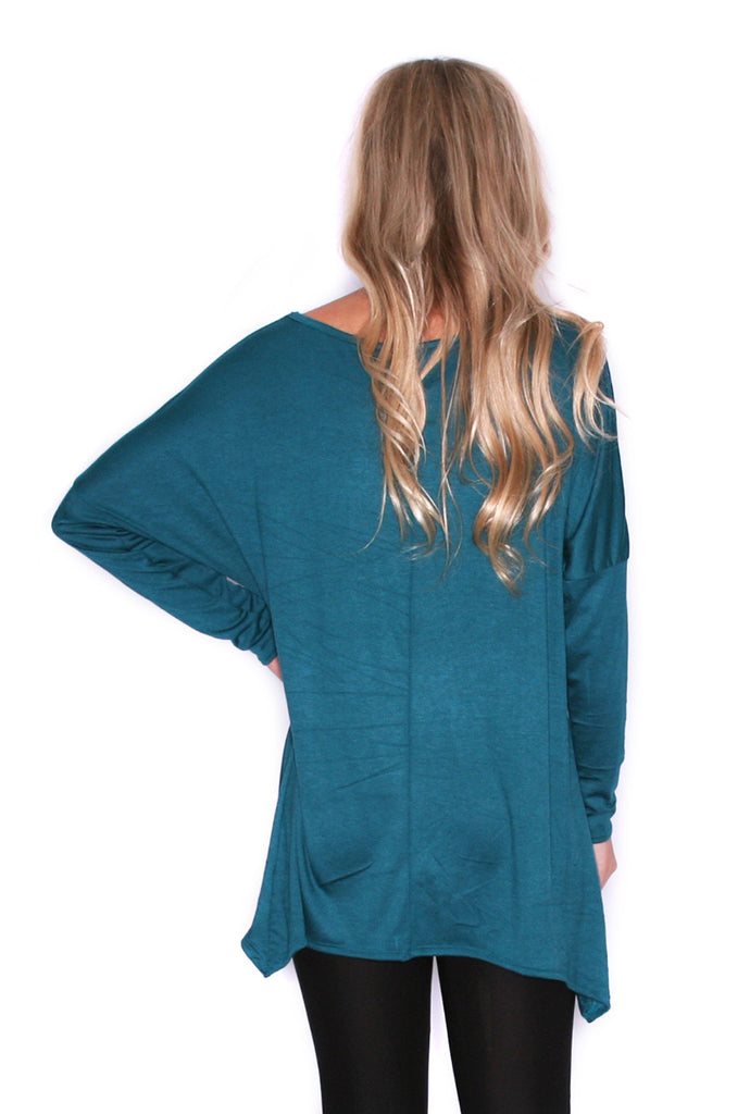 Essential Tee Teal