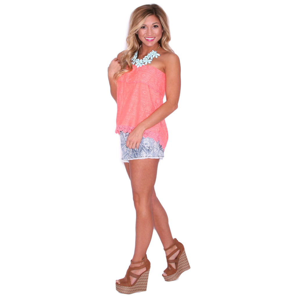 Tribal Bliss Shorts
