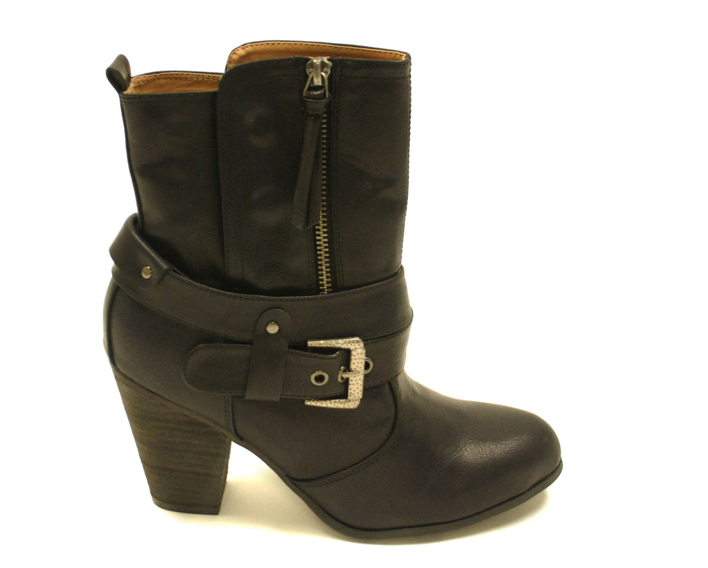 The Fashionista Boot Black