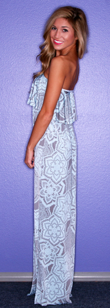 Fashionista Maxi in Mint