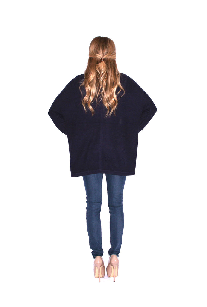My Favorite Cardi in Navy